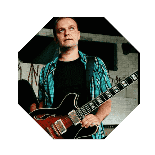 professor de guitarra