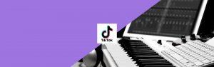 como usar o tiktok para divulgar musica